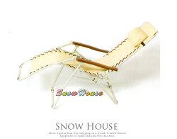 ╭☆雪之屋小舖☆╯R990-03 體平衡無段式躺椅(1-K3)(米白色)/休閒躺椅/無段式調整/健康椅/涼椅