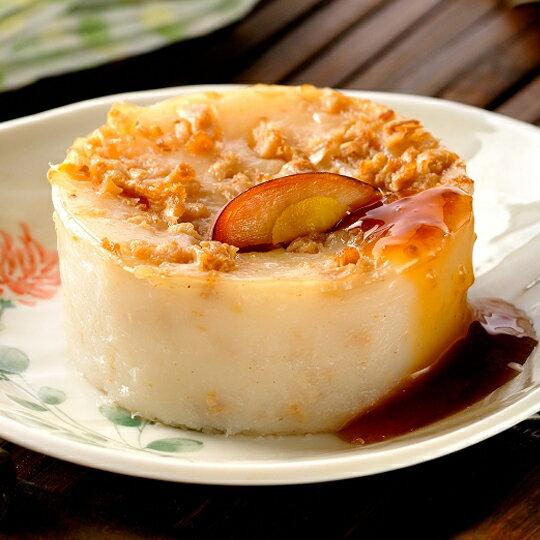 【明華食品】台式蛋黃碗粿(10入)