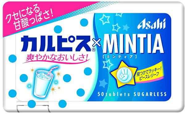 Asahi MINTIA糖果- CALPIS可爾必思(7g)
