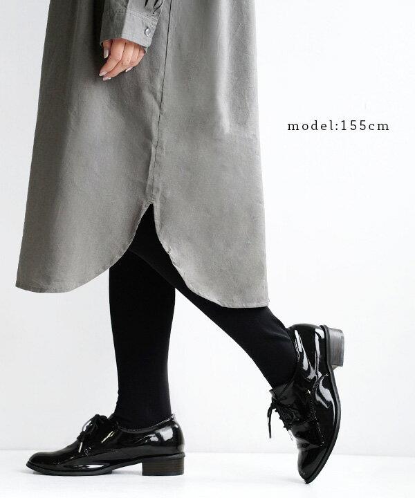 日本e-zakkamania  /  秋冬簡約短領長版襯衫 罩衫  /  32667-2000264  /  日本必買 日本樂天直送  /  件件含運 8