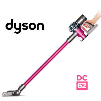 Dyson 戴森 DC62 complete 無線吸塵器 Fuchsia ^(桃紅款^)