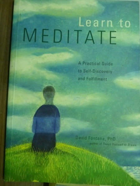 【書寶二手書T8/心靈成長_PDO】Learn to Meditate_David Fontana