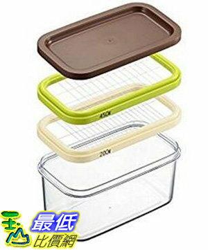 [106 東京直購] Yoshikawa SJ2088 三層 奶油切割盒 豆腐切割盒 切片器 Butter cutterFor 450g