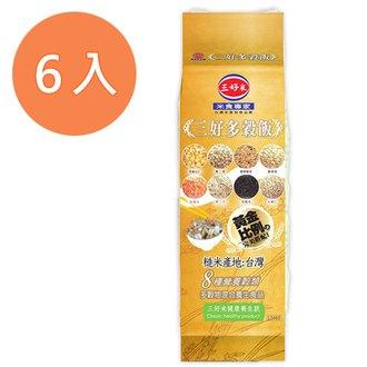 三好米 三好多穀飯 1kg (6包)/組