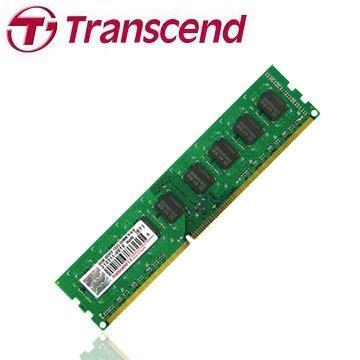 創見 桌上型記憶體 【TS1GLK64V6H】 8GB DDR3-1600 終身保固 公司貨 新風尚潮流