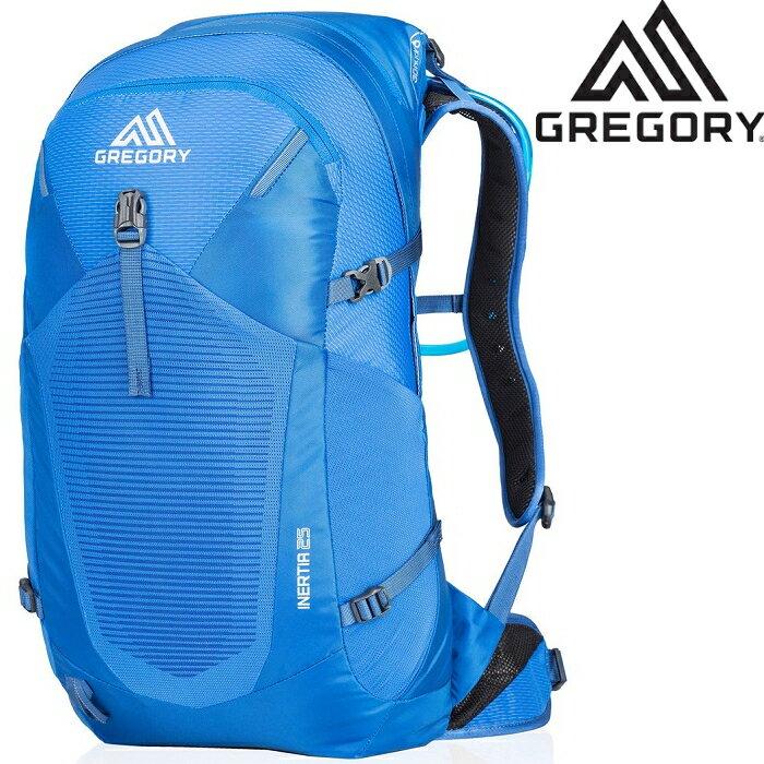 Gregory Inertia 25 登山背包/郊山小背包/透氣背網包 男款 25升 92486 6393 莊園藍 台北山水