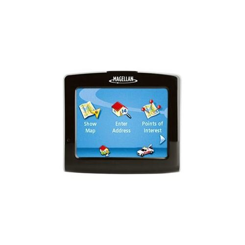Magellan Maestro 3250 Portable GPS System w/ Built-in Maps & Voice Command 0