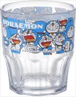 小叮噹週邊商品推薦哆啦A夢 大笑 多角形水杯 茶杯 小叮噹 日本製 正版授權J00012358
