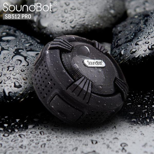 美國聲霸SoundBot SB512-PRO IPX6級 藍牙防水防震喇叭