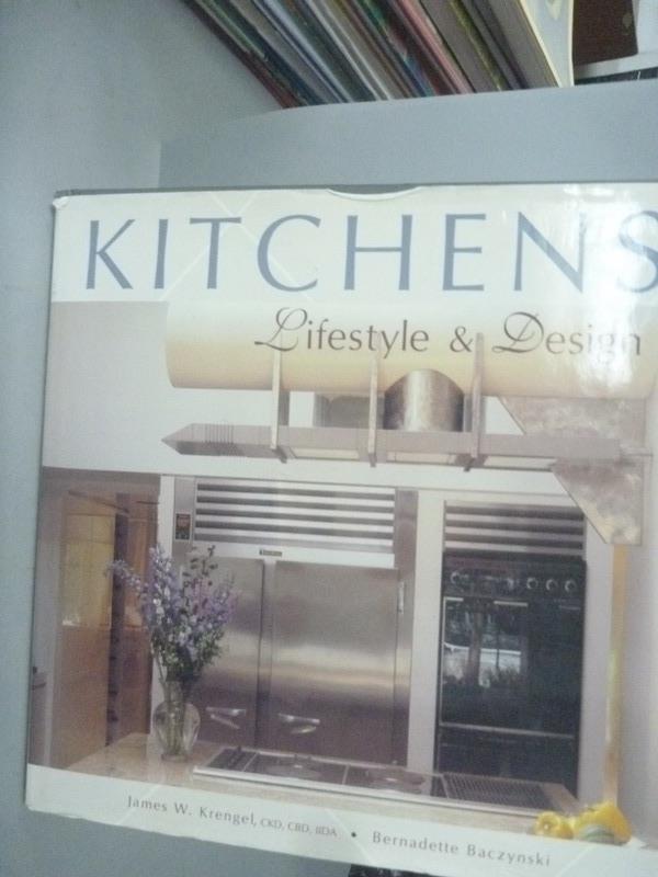 ~書寶 書T4/ _ZBZ~Lifestyle Kitchens_James W. Kre