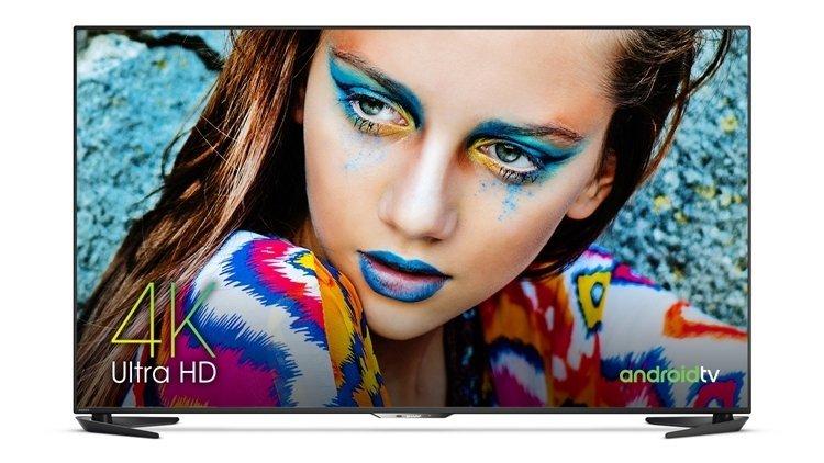 SHARP 液晶電視 LC-60UE30U 4K
