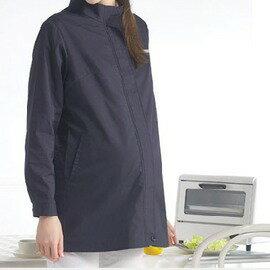 六甲村 - 健康防護立領長袖外套 (寧靜藍) 0