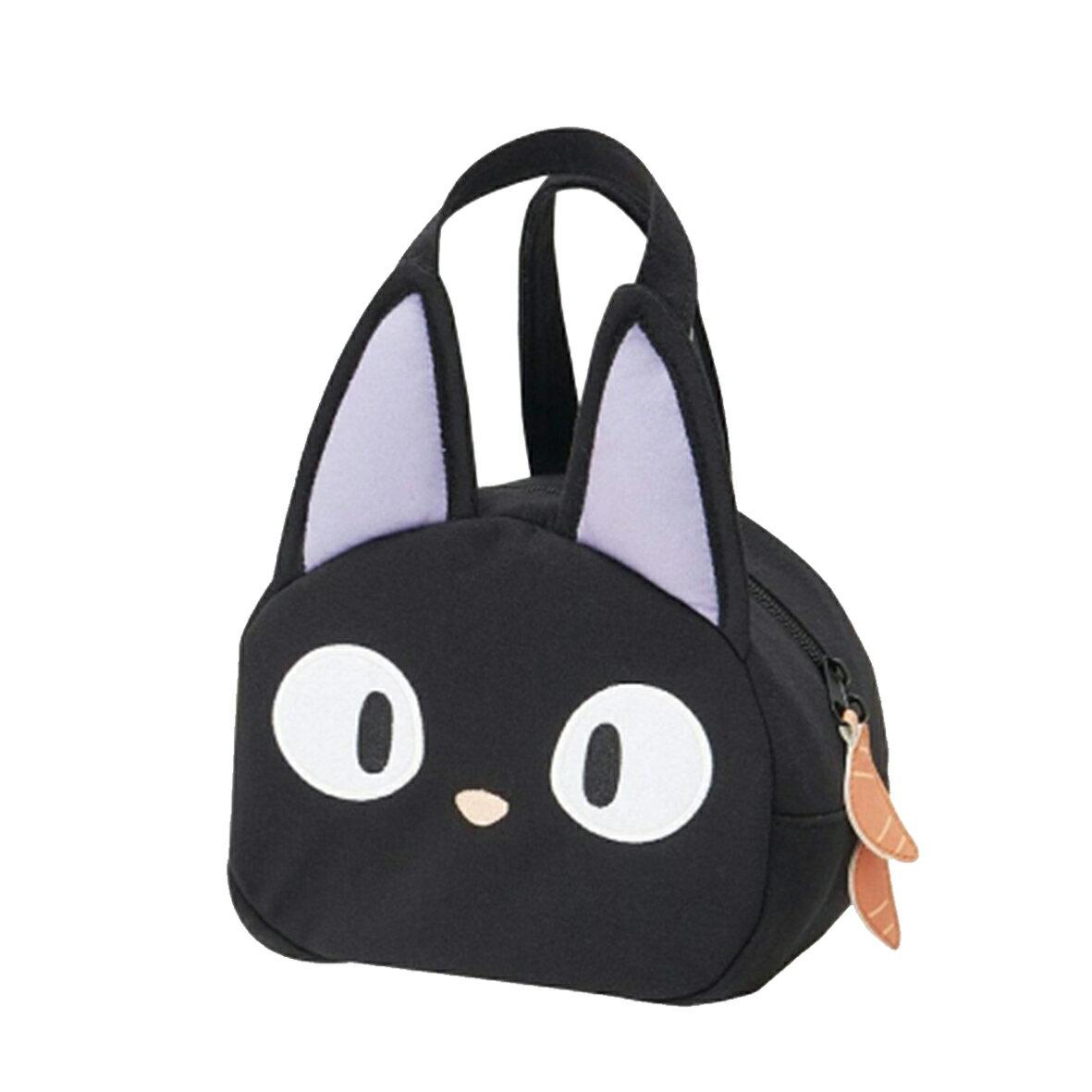 【蘋果小鹿】宮崎駿便當袋 - 黑貓琪琪