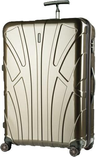 28吋【騷包館】Rayhead 瑞海 台灣製造 超輕款單拉桿蝴蝶紋拉鍊旅行箱 咖啡 RH208F-01-28