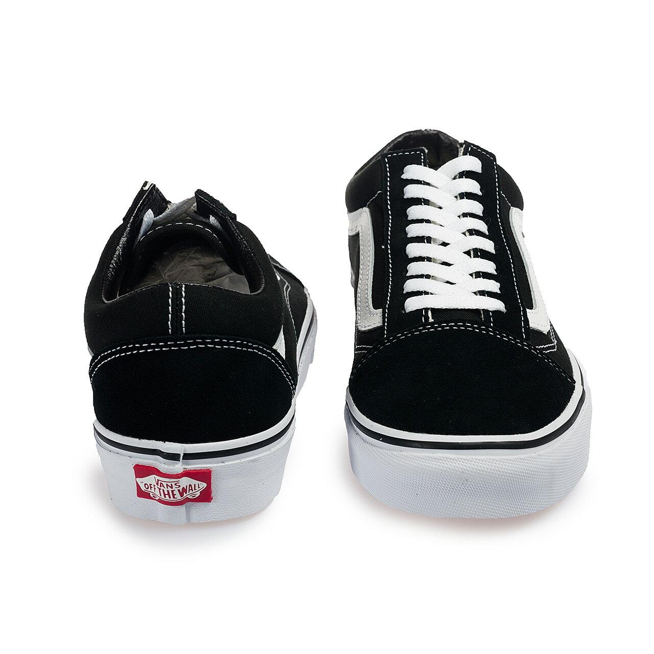 【VANS】 Old Skool 基本款  黑 經典款 休閒鞋 男女 專櫃價2380  VN000D3HY28(palace store) 6