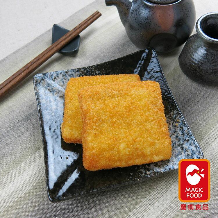 冷凍炸鱈魚堡(80g*10片)