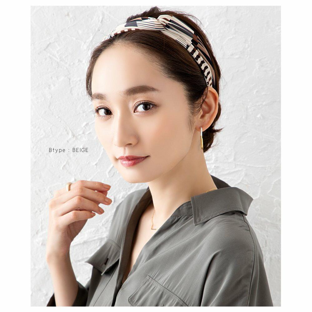 日本CREAM DOT  / 個性復古髮帶   /  k00332  /  日本必買 日本樂天直送(1290) 8