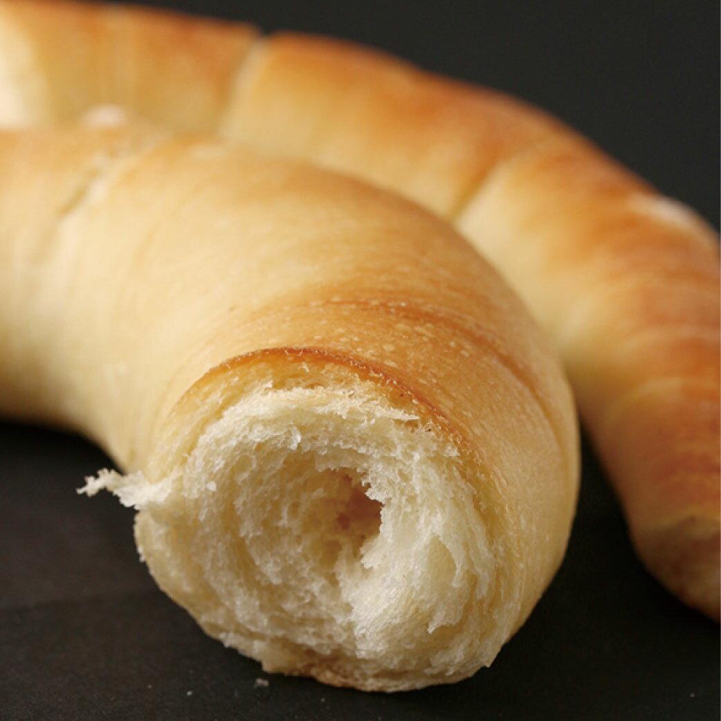 裕毛屋【布里麵包】(原味)(蛋奶素) 布里歐修, 歐式牛角麵包