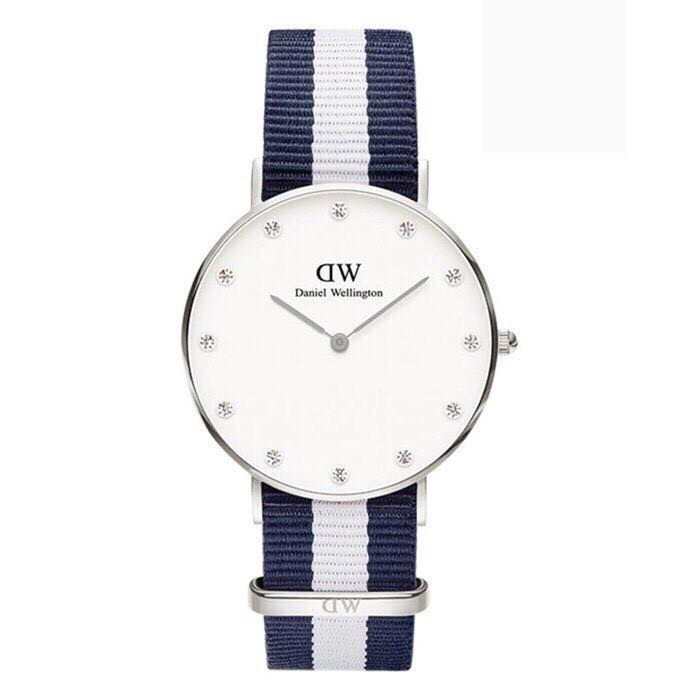 【Daniel Wellington】DW手錶CLASSY GLASGOW 34MM(免費贈送另一組表帶) 0