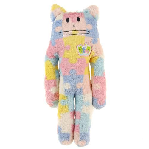 日本代購預購 滿600免運 可超取付款 宇宙人 CRAFTHOLIC 絨毛玩偶 娃娃 抱枕 S號 876-214