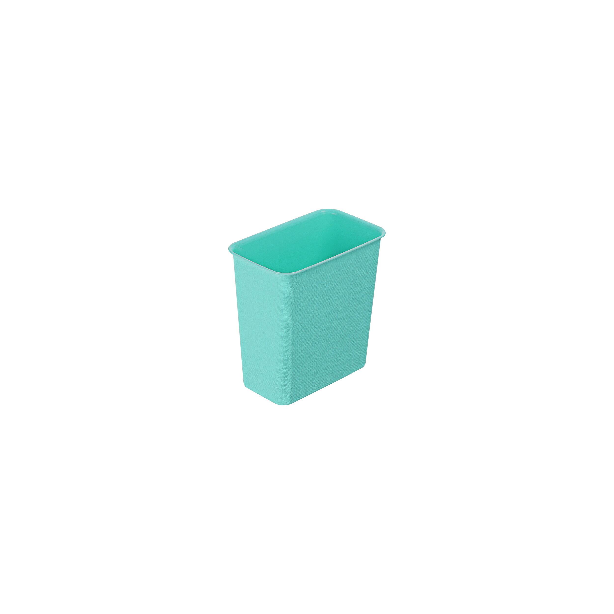 KEYWAY聯府 MIT 小彩虹垃圾桶(長型)C9303(顏色隨機出貨) 1