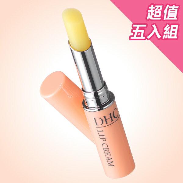 【超值五入組】DHC 經典橄欖油護唇膏 1.5g 日本代購 日本連線 Lip Cream 日韓小潼 【購物滿199,全家取貨免運】 0