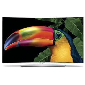 【LG樂金】55吋4K Smart創新曲面螢幕LED液晶顯示器/55EG965T