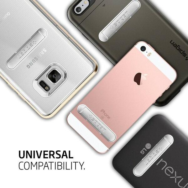 韓國原裝手機支架隨處黏隨處用磁吸式金屬站立支撐架(不含手機殼)