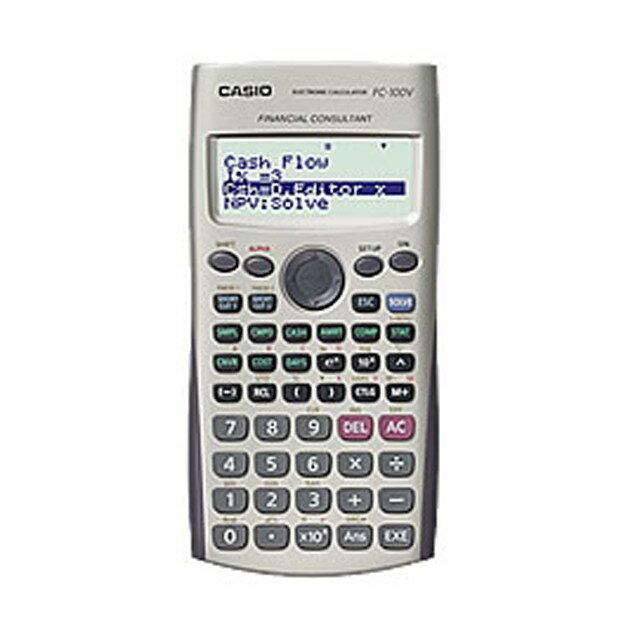 【CASIO】卡西歐  FC-100V 財務型計算機 科學用 工程用 基本函數計算 0
