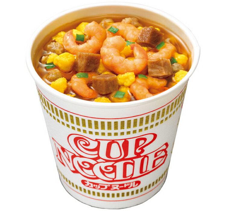 有樂町進口食品 日清杯麵系列 醬油風味  49698626 1