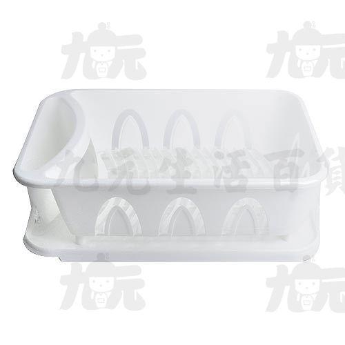 【九元生活百貨】聯府D-695千葉滴水碗盤架瀝水D695