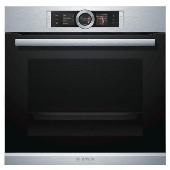 BOSCH 博世 HBG656BS1 60公分嵌入式烤箱 (BOSCH 8系列) ※熱線07-7428010