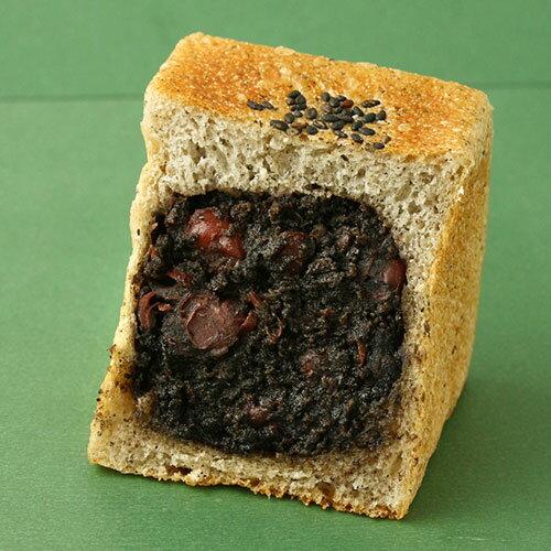 裕毛屋【紅豆芝麻方塊麵包】(奶素) 方塊吐司, 袖珍歐式麵包