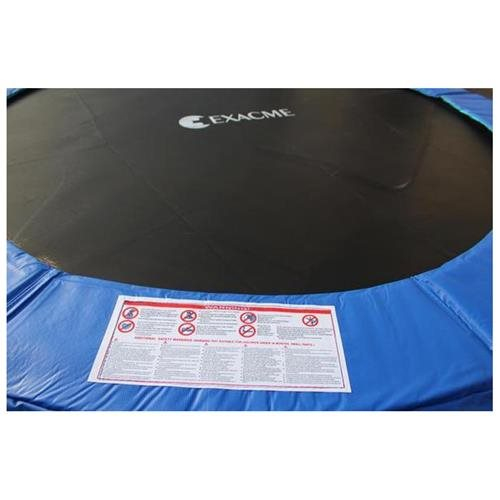 ExacMe Brand New 16 FT Round Trampoline With Cover Pad T016 2