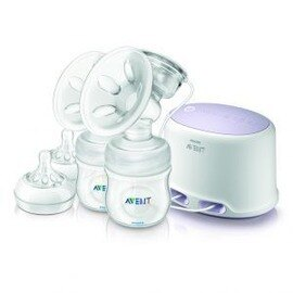 PhilipsAvent新安怡-輕乳感雙邊電動吸乳器(親乳感)