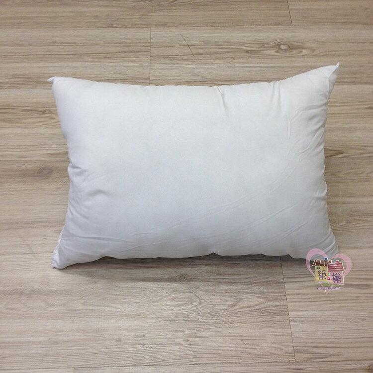 45x45 /30x50cm超厚實抱枕頭枕腰枕套枕心《MIT台灣製造》