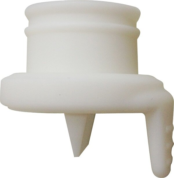 Philips Avent 新安怡 - 輕乳感吸乳器專用白色鴨嘴 1