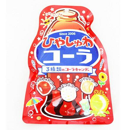 [敵富朗超市]扇雀飴本舖 清涼可樂糖(71g) - 限時優惠好康折扣