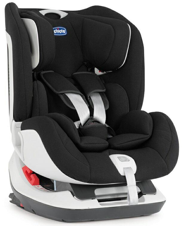 【淘氣寶寶●限時加贈 Diono 汽車座椅保護墊】義大利 Chicco Seat Up 012 Isofix 安全汽座 義大利 原裝進口【公司貨】