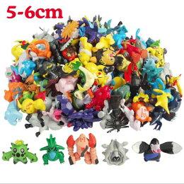 輕鬆 神奇寶貝公仔模型 皮卡丘 動漫 周邊寵物小精靈 玩偶 支賣