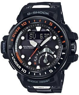 CASIOG-SHOCKGWN-Q1000MC-1AGULFMASTER系列海洋電波多功能感應旗艦腕錶57.3mm