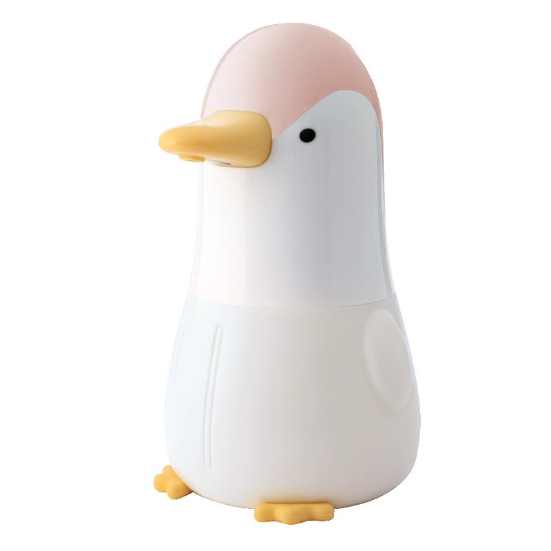 企鵝泡泡自動給皂機 洗手機 紅外線感應 泡沫洗手機