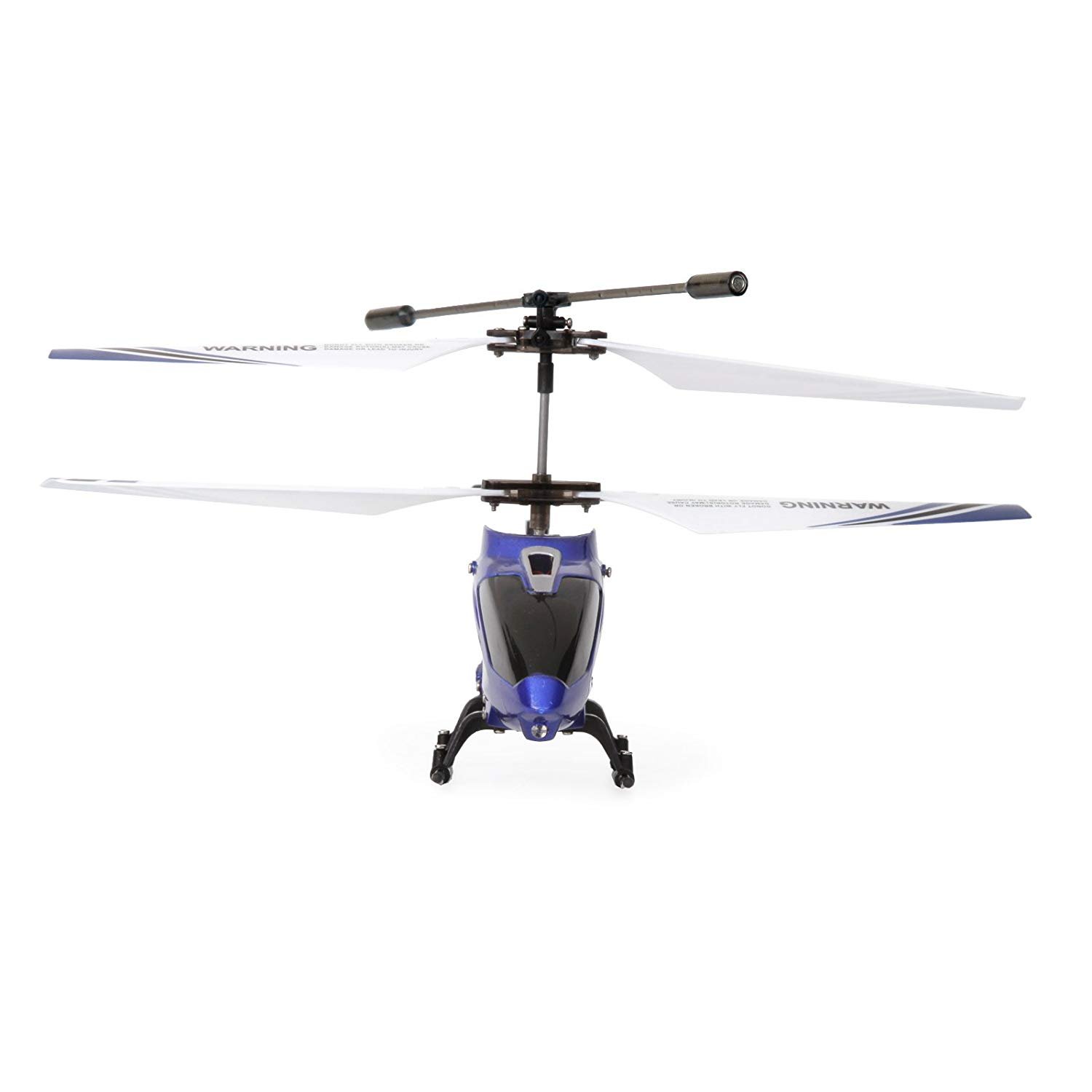 Syma S107G Mini 3.5 Channel Infrared RC Helicopter with Gyro Blue 3