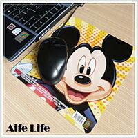 【aife life】迪士尼滑鼠墊/台灣製造MIT 正版授權迪士尼 防滑滑鼠墊 止滑