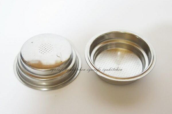 《愛鴨咖啡》TSK-1817/1819A/1826B4 義式咖啡機 粉杯 濾杯 單杯份濾杯