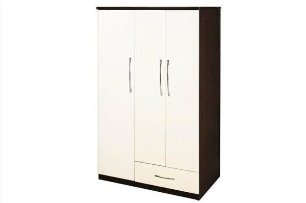 【石川家居】826-03(胡桃白色)衣櫥(CT-107)#訂製預購款式#環保塑鋼P無毒防霉易清潔