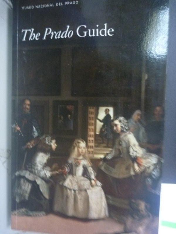 【書寶二手書T2/建築_ZDG】The Prado Guide_VV.AA.