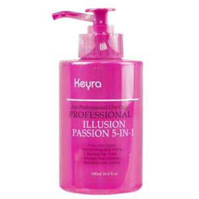 Keyra奇拉 夢幻五合一/熱塑燙髮全功能調理劑 500ml
