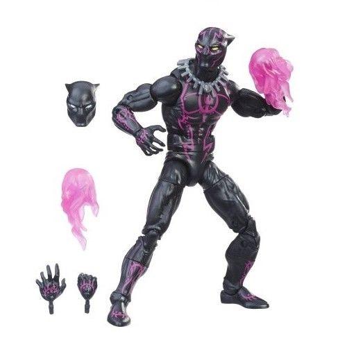 (卡司 正版現貨)孩之寶 MARVEL Marvel Legends 漫威 黑豹 黑豹傳奇 6吋 經典版 收藏人物