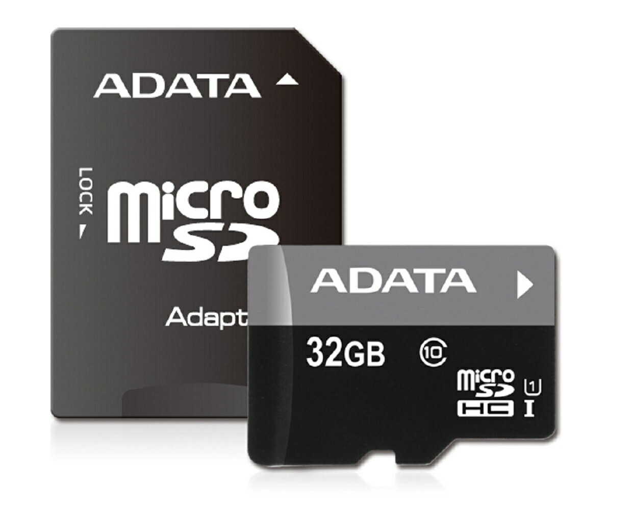 ADATA Premier microSDHC UHS-I Class 10 Card 32GB with Adapter (AUSDH32GUICL10-RA1) 0